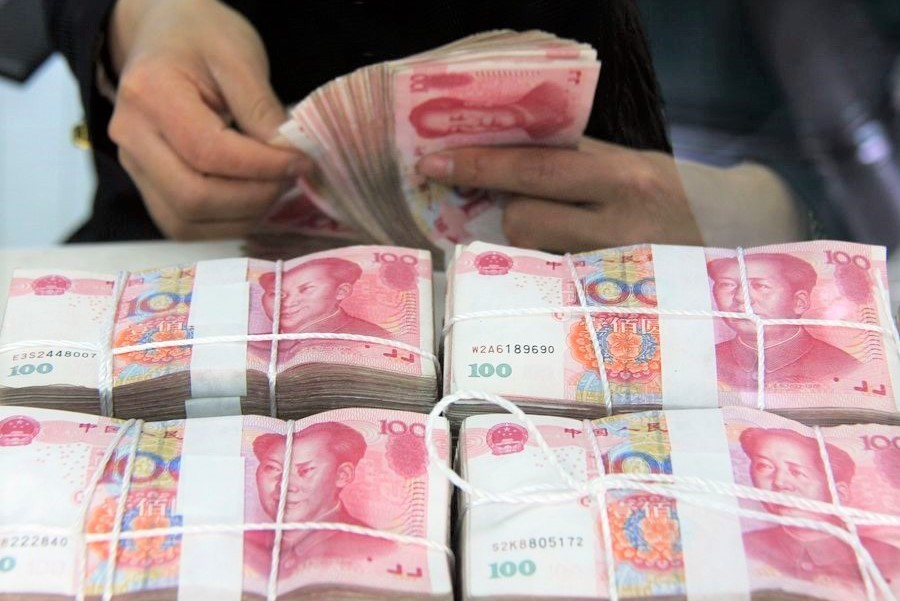 China's demand for loans increases in Q2: central bank