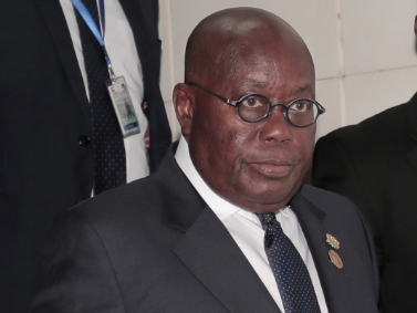 Ghanaian president self-isolates after close associate tests positive for COVID-19