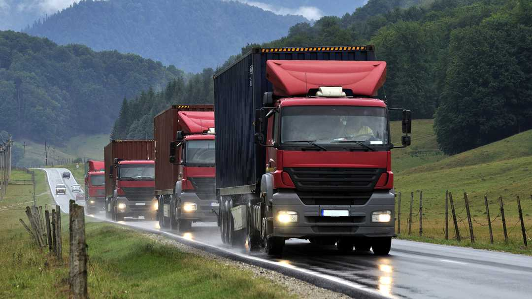 China's heavy truck sales hit new record in H1