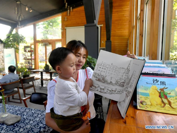 Liuba County of Shaanxi develops tourism and guesthouse industry