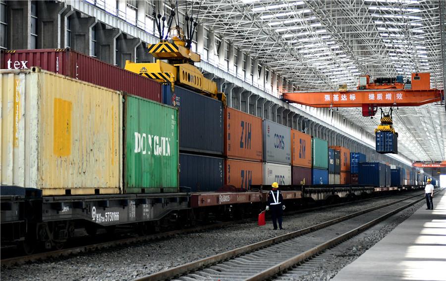China invests 200m yuan to improve China-Europe rail network