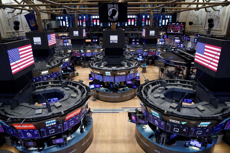 US stocks open stronger, continuing rally
