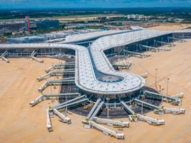 Haikou Meilan International Airport Phase II completed