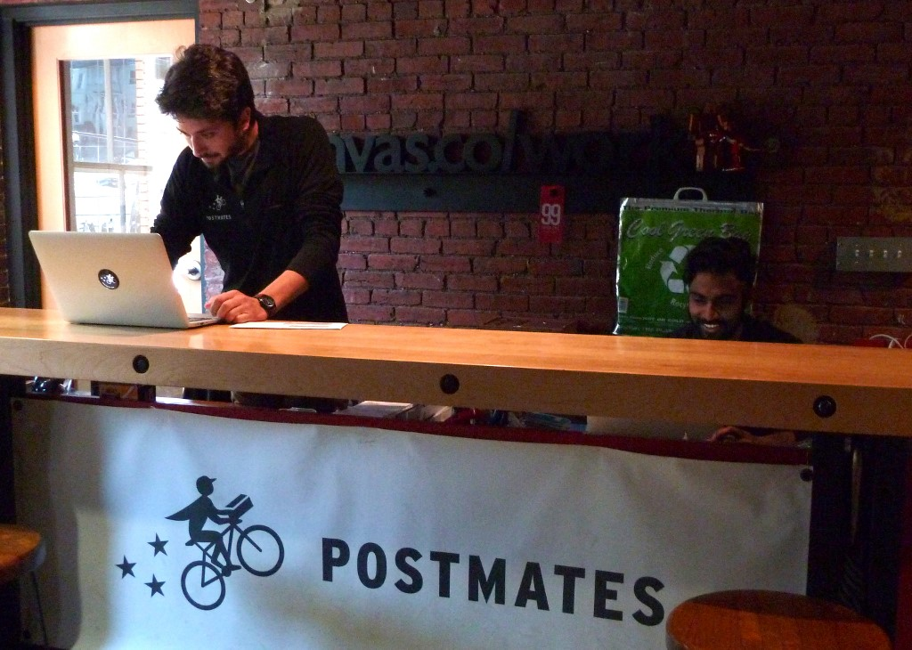 Uber buys delivery startup Postmates for $2.65 bn