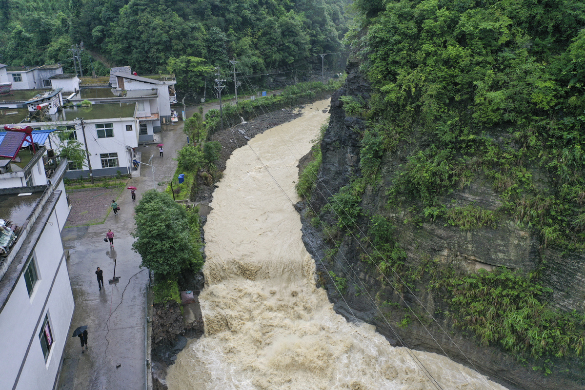 Reservoirs key to reducing floods