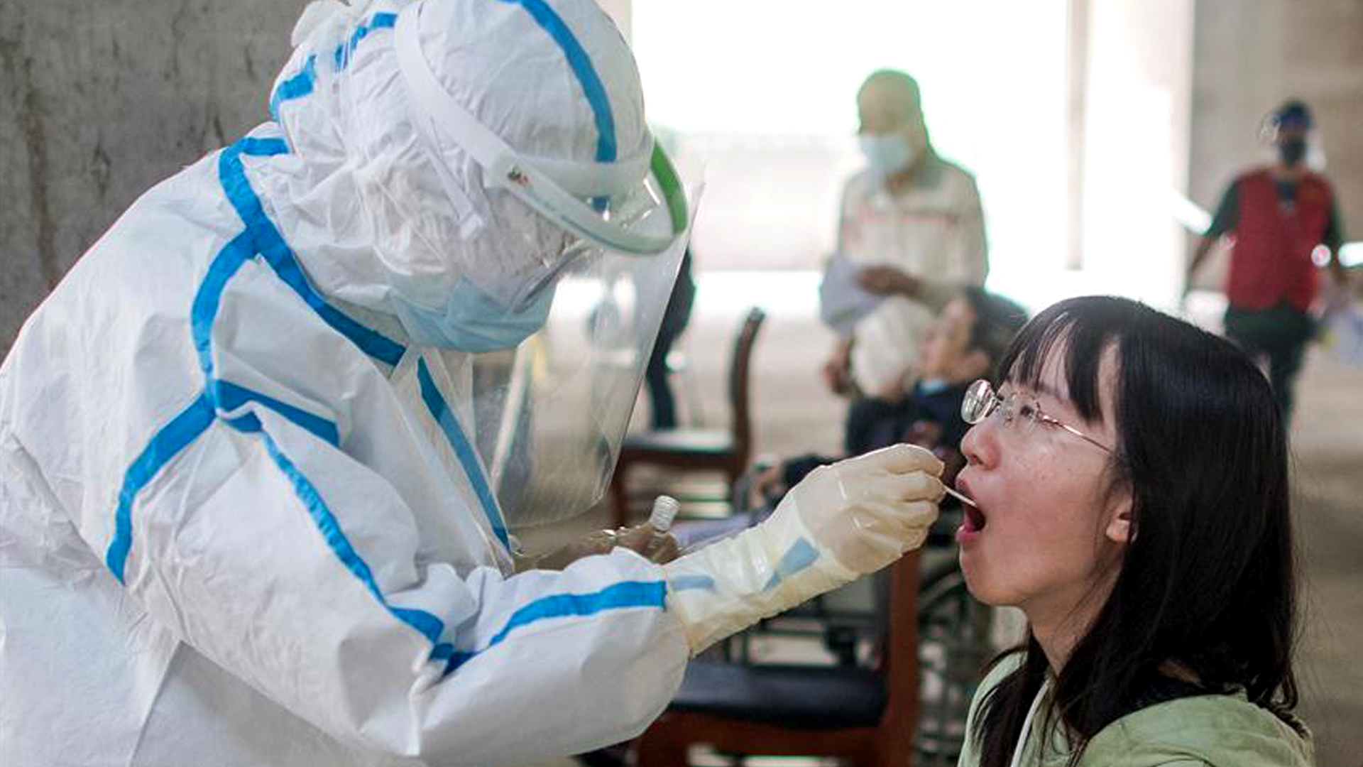 Over 11 mln in Beijing given COVID-19 tests
