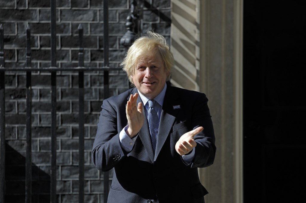 Outrage at British PM comments on virus-hit care homes