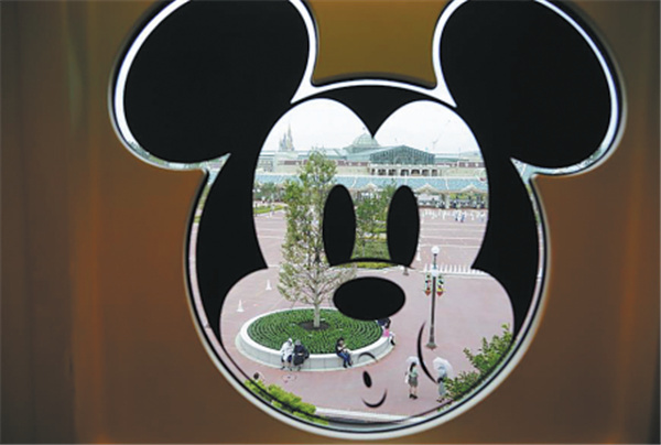 Tokyo Disney park reopens with infection-prevention measures