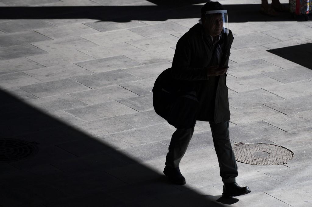 Europe coronavirus deaths top 200,000: AFP tally