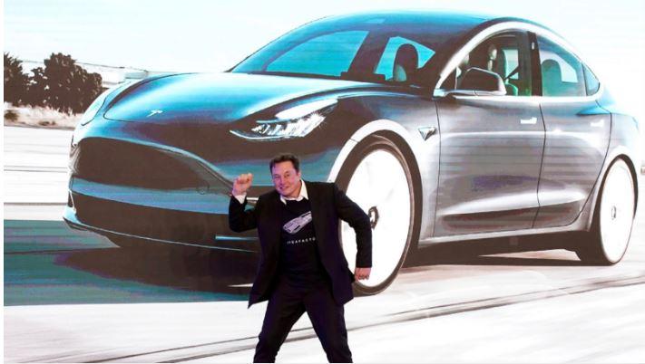 Tesla shares surge by 13% as strong deliveries drive profit optimism