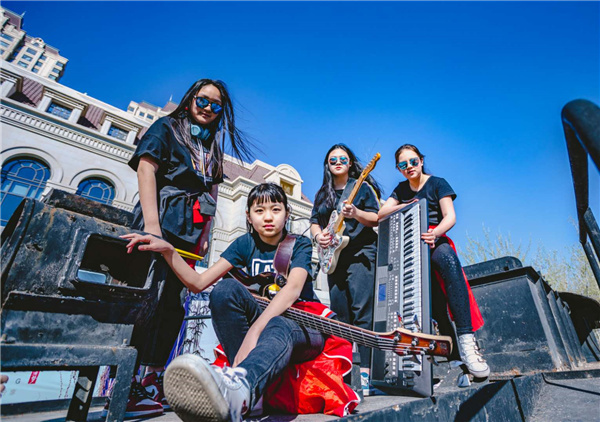 Hot young bands like Cool find success in national competition