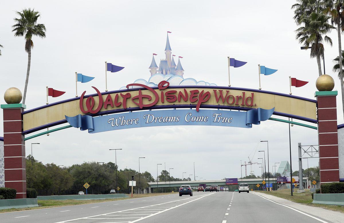 Disney to reopen theme parks in US Florida this week despite pandemic
