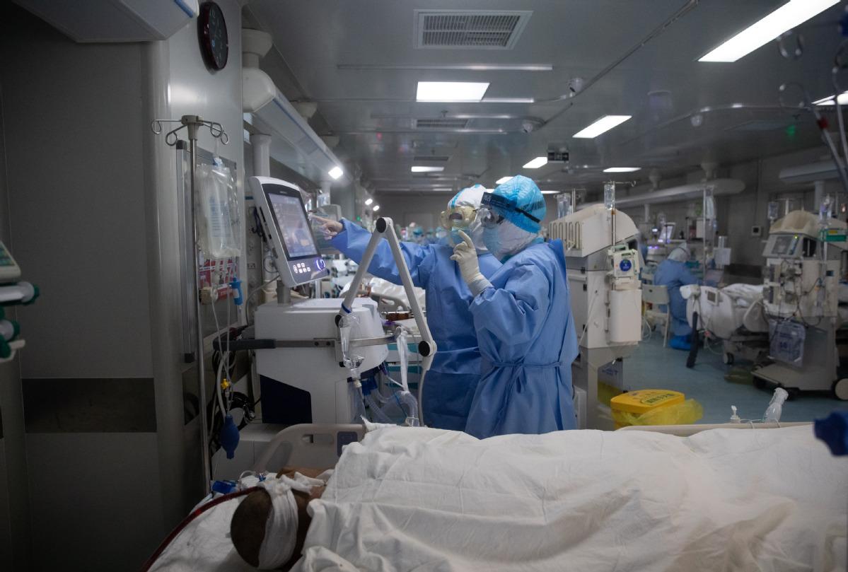 Report praises China's swift virus response