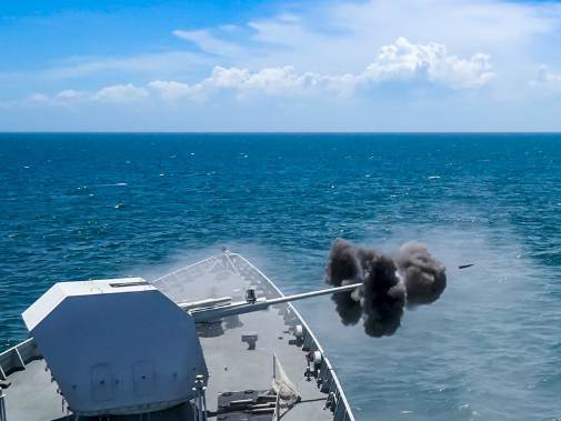 US makes unnecessary waves in South China Sea