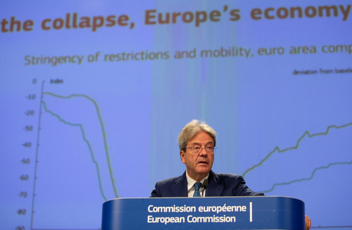 Deeper recession forecast for eurozone