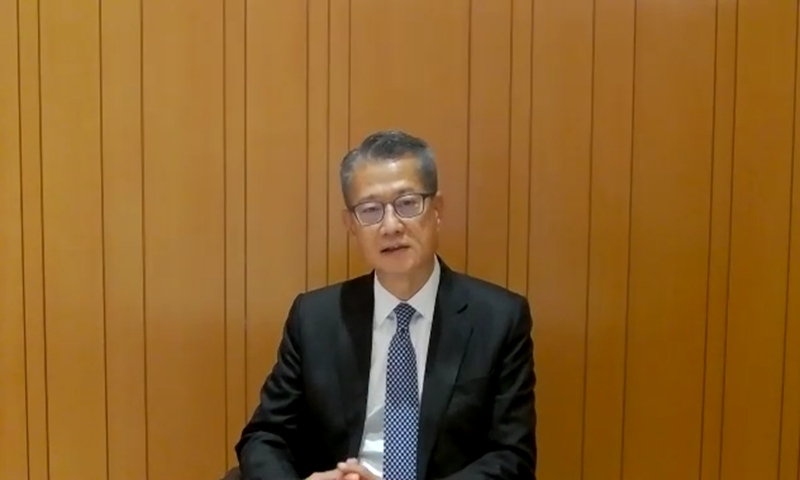 HK doesn't need US consent for its exchange rate system: HK financial chief