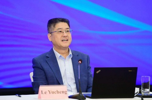 China-US cooperation trend unstoppable: vice foreign minister