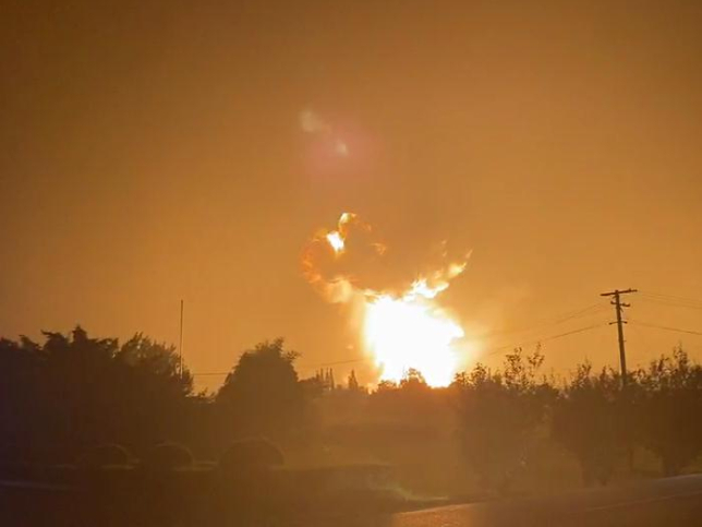 Explosion occurs at fireworks factory in China's Sichuan