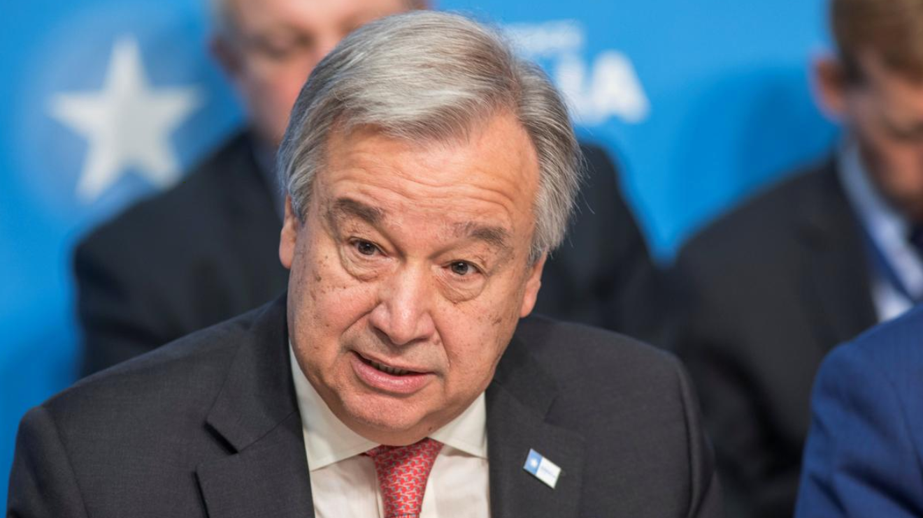 UN chief highlights need for decent jobs to fuel COVID-19 recovery