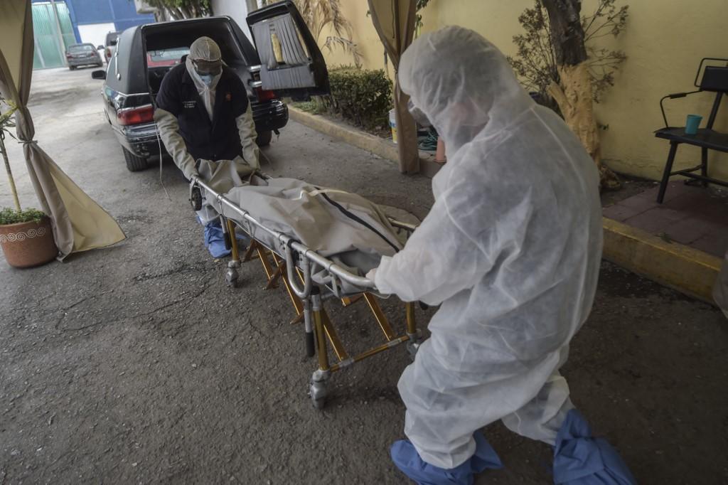 Global coronavirus deaths pass 550,000: AFP tally