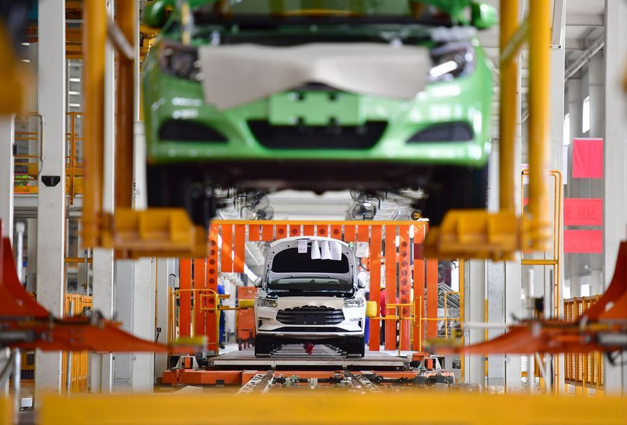 Strong recovery signs in China's passenger vehicle market