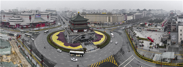 Xi'an's sites steeped in history undergo renovation