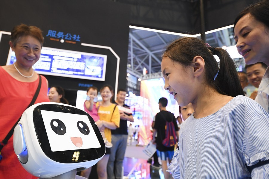 Digital economy driving force in China's growth