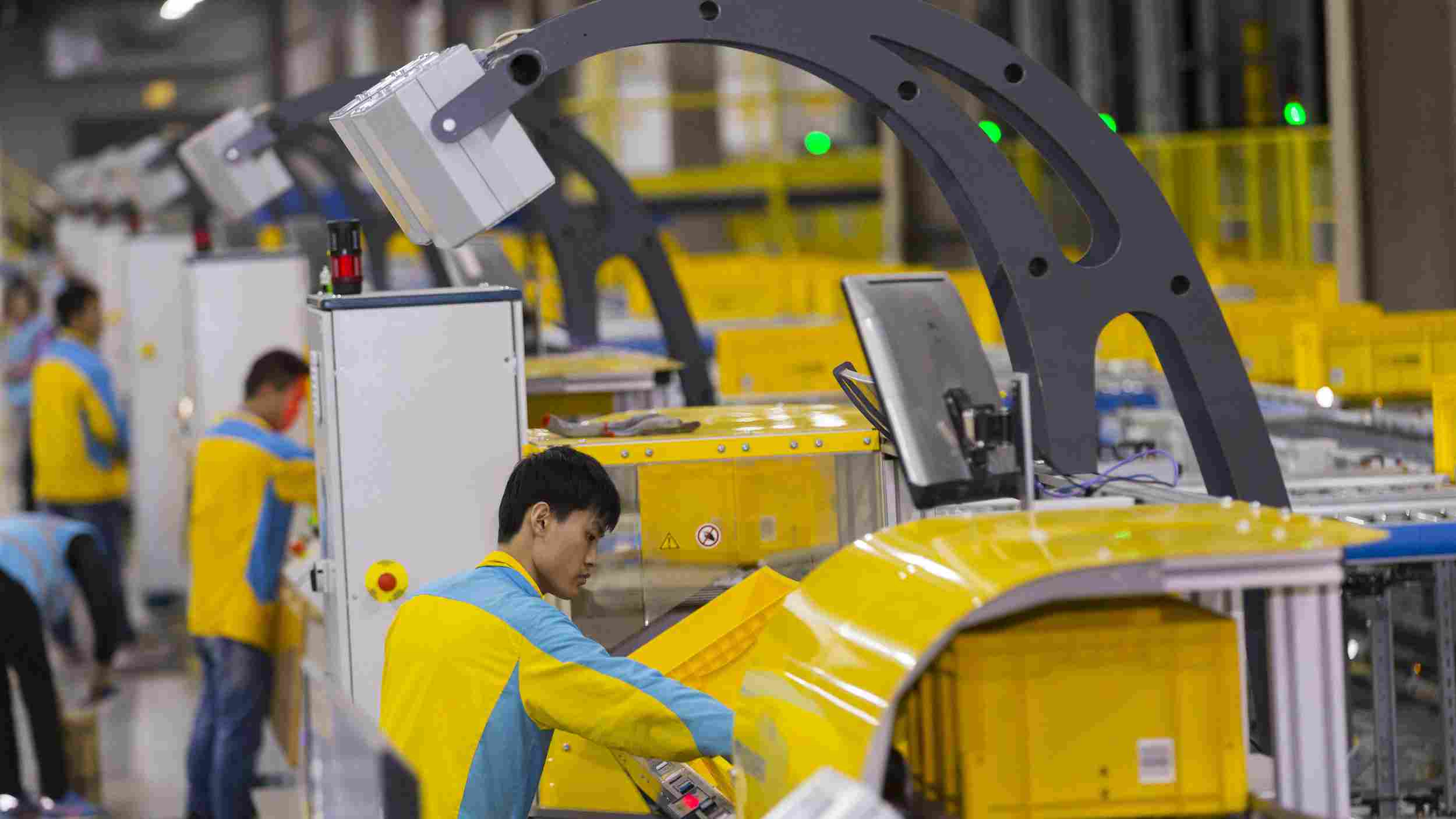 China's courier sector sees robust H1 growth despite epidemic