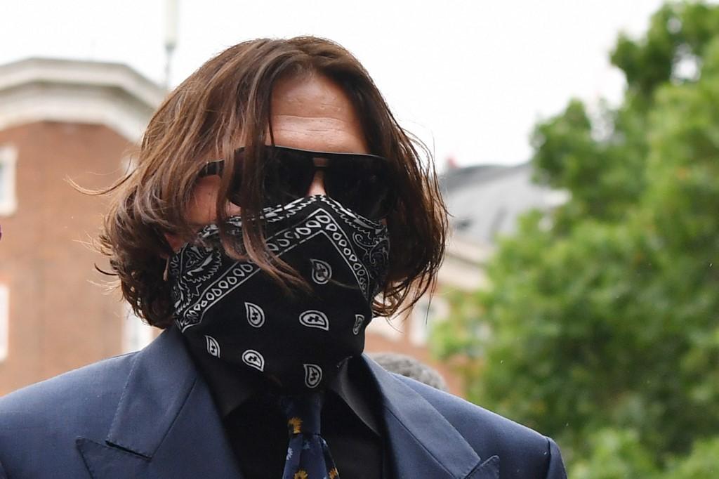 Depp under pressure in cross-examination at Sun libel case