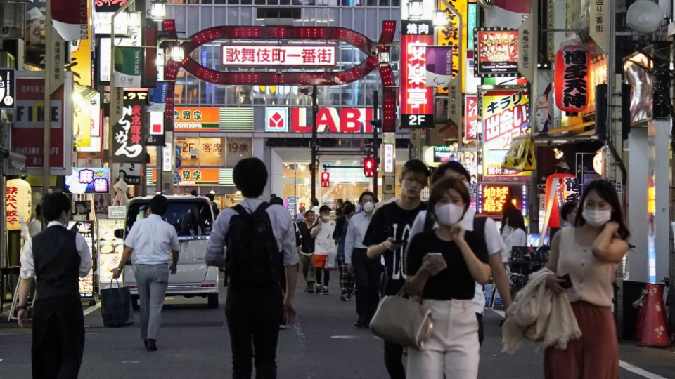 Tokyo reports highest daily surge of COVID-19 cases
