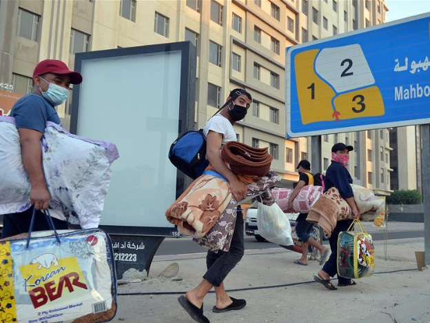 Kuwait reports 833 new COVID-19 cases, 52,840 in total