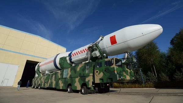 China's Kuaizhou-11 carrier rocket fails in maiden flight