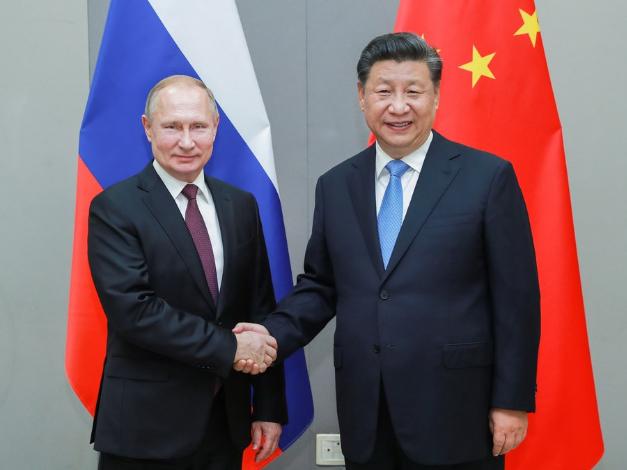 Phone conversation highlights between Xi, Putin on Wednesday