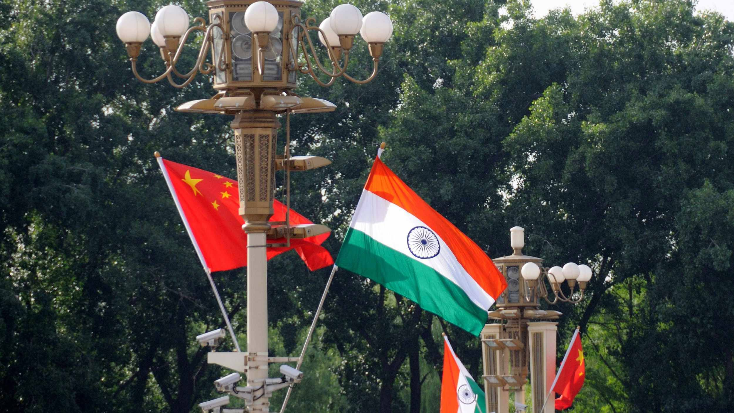 China's envoy urges India to properly handle differences and bring ties back on track