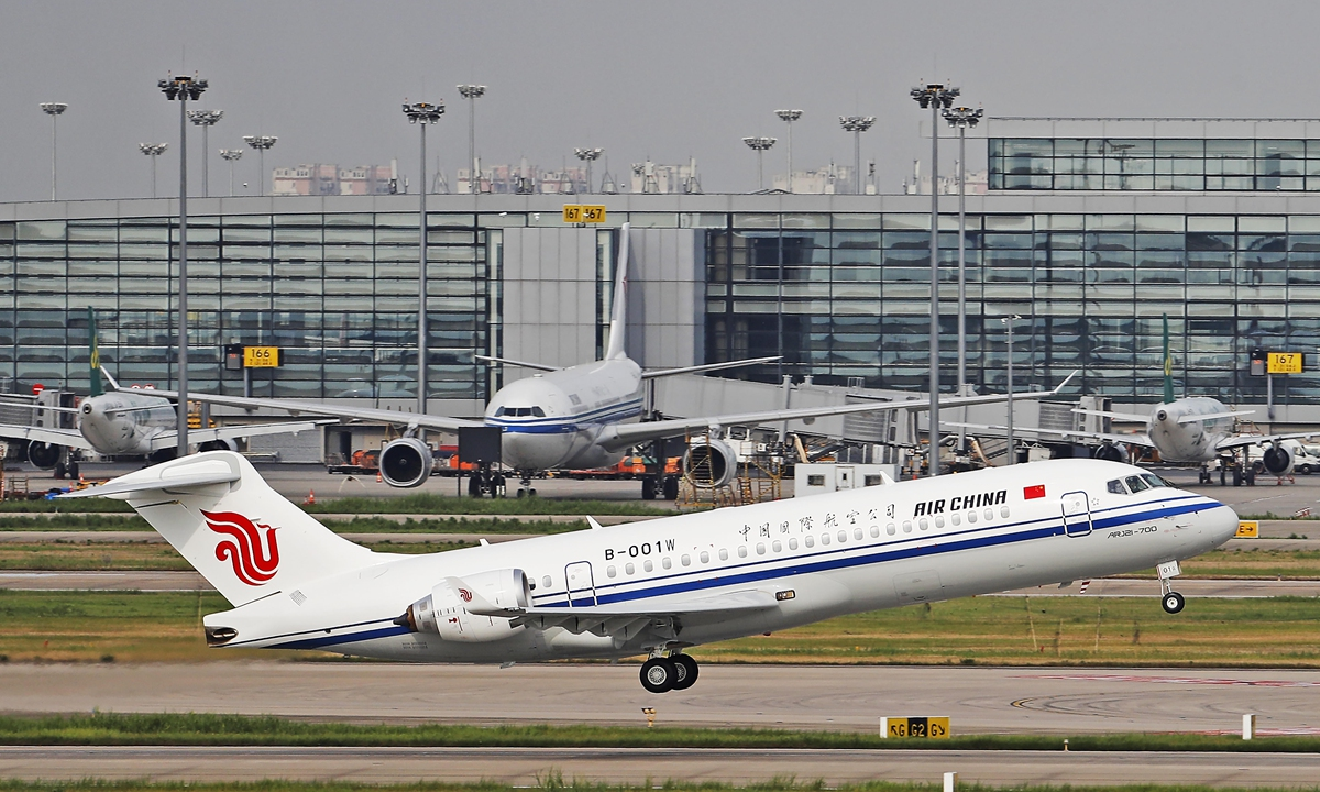China's aviation industry sees narrow loss in Q2 2020