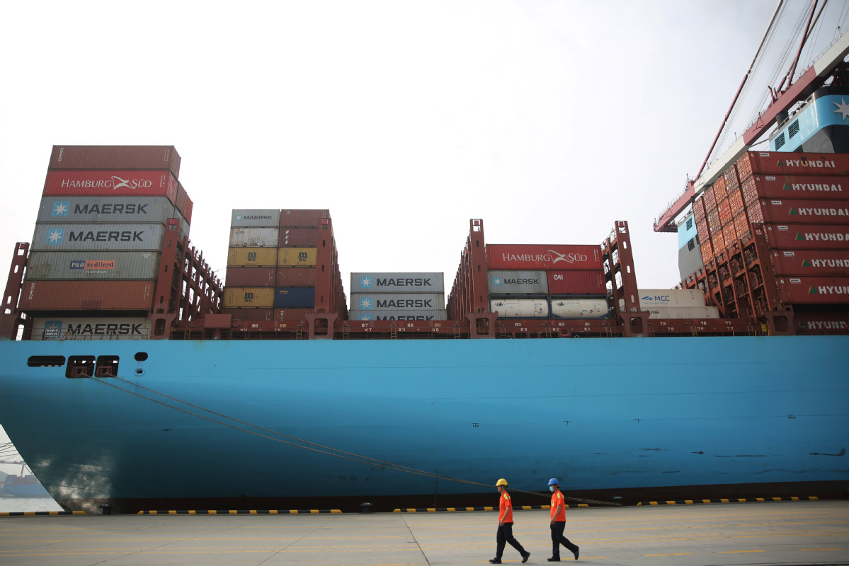 China leads global efforts to spur trade