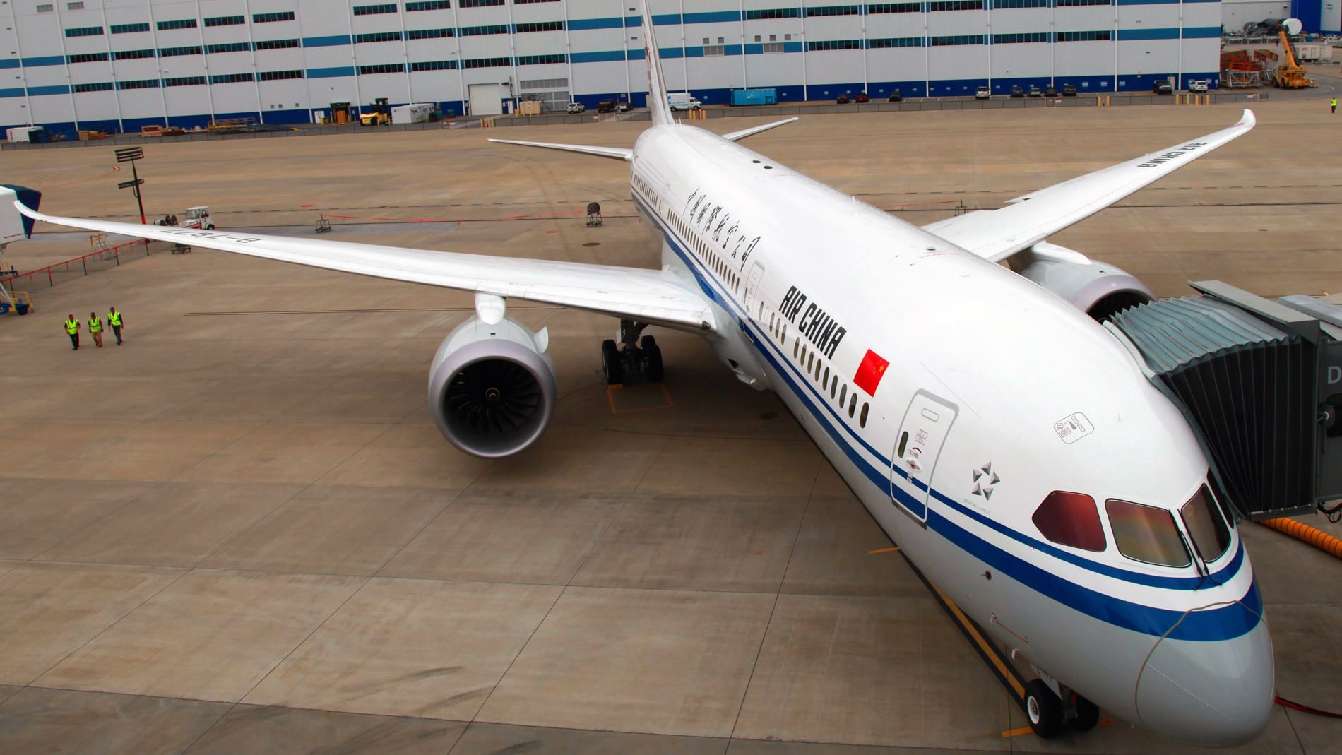 Air China's Moscow-Beijing flight suspended over COVID-19