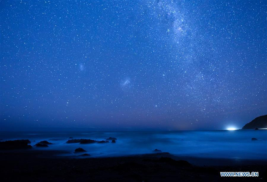 In pics: Milky Way in starry night in New Zealand