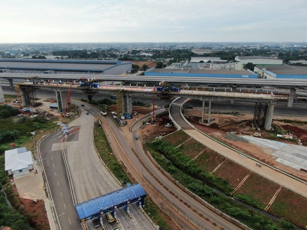 Indonesian high-speed railway project on track despite COVID-19