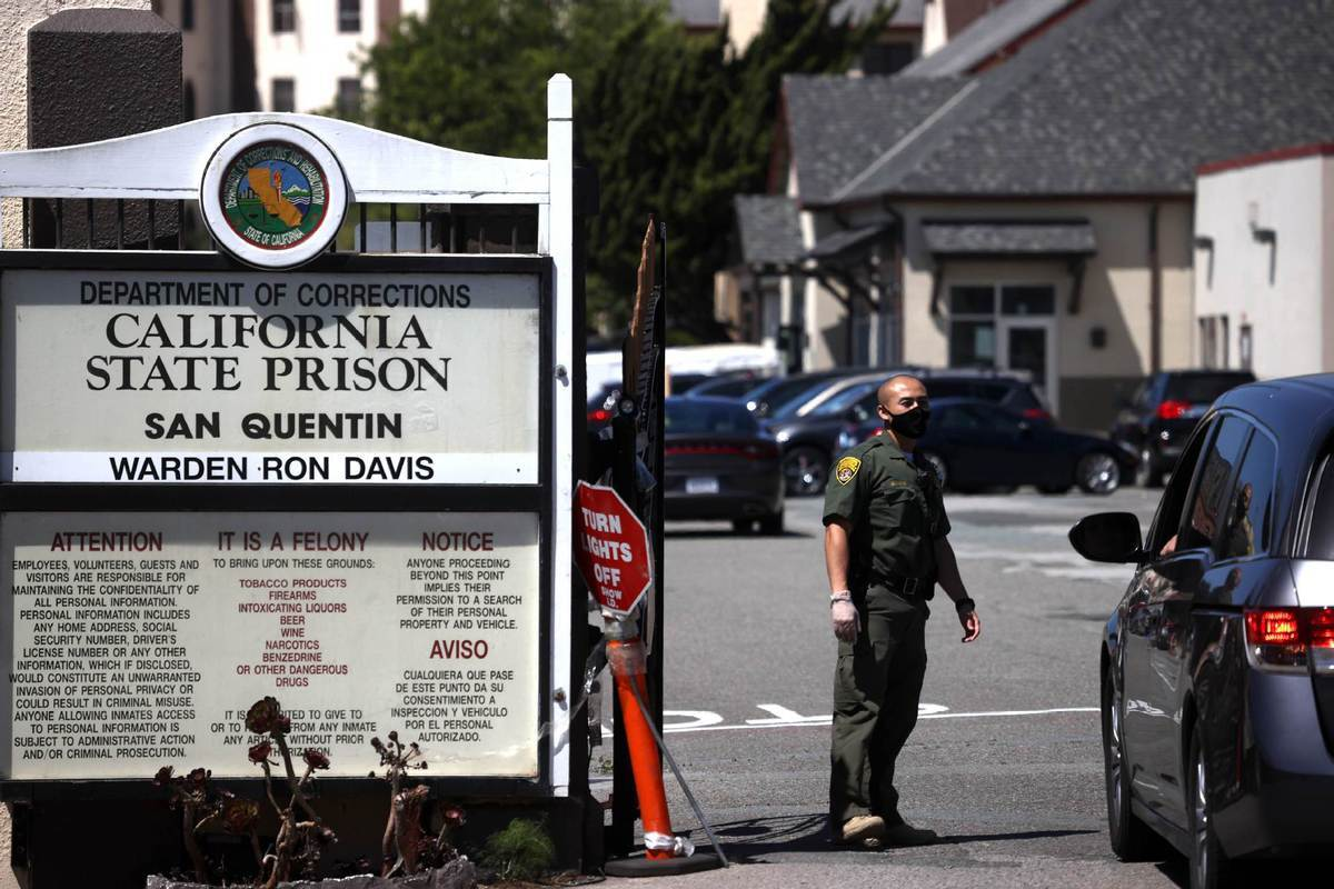 California to release up to 8,000 inmates to curb COVID-19 outbreak in prisons