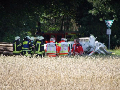 Two planes collide in Germany, killing both pilots: media