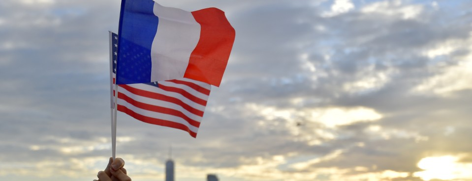 US to impose tariffs on French products amid digital services tax dispute