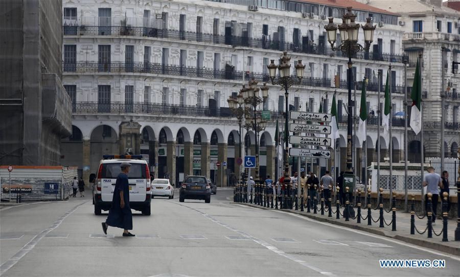 Algeria implements new anti-pandemic measures from July 10
