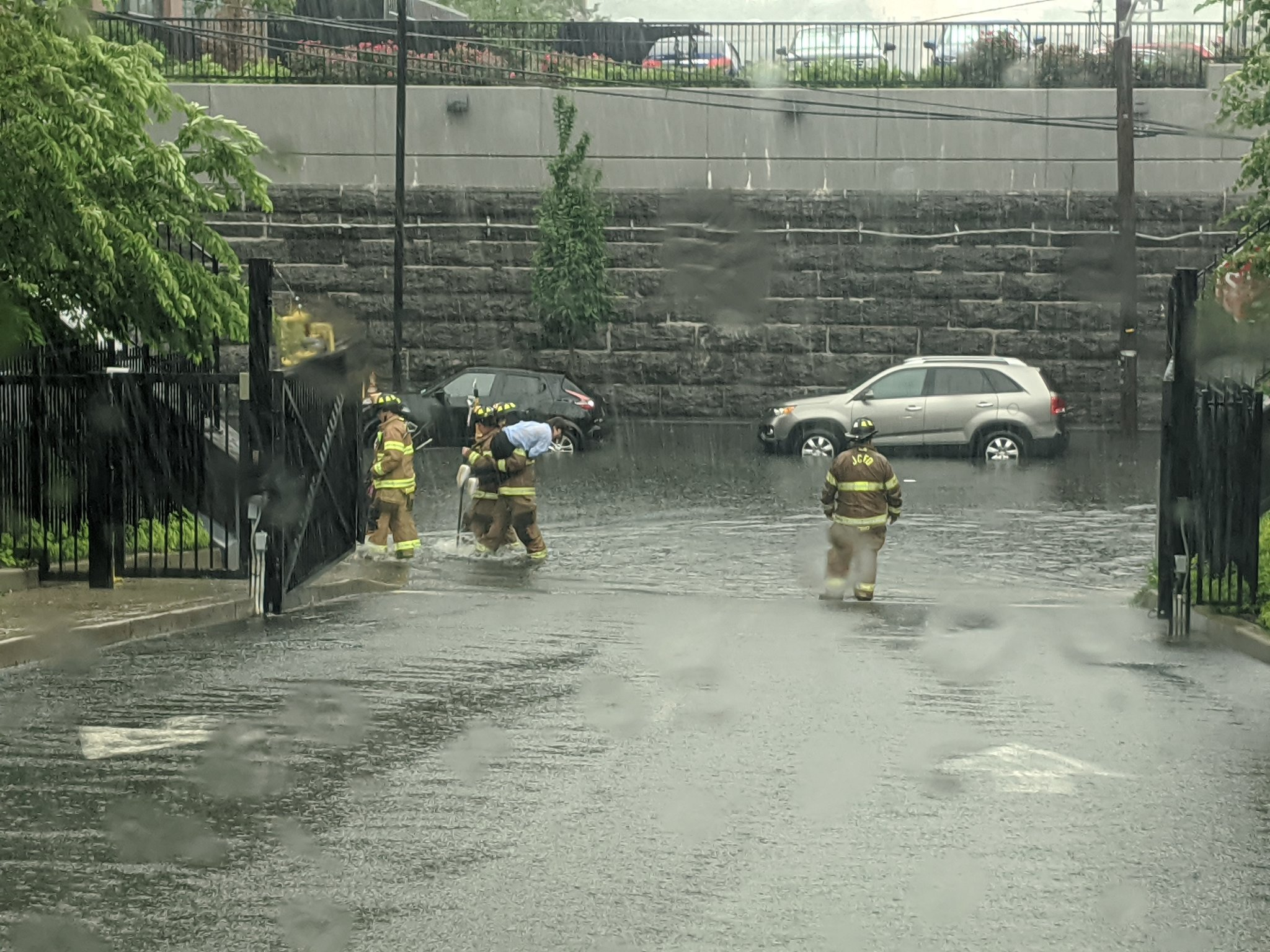 Tropical Storm Fay makes landfall in US New Jersey