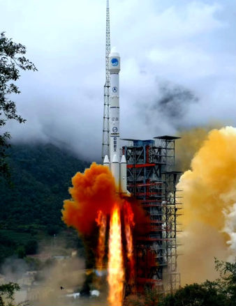 Beidou Navigation Satellite System mirrors China's ambition of independent innovation