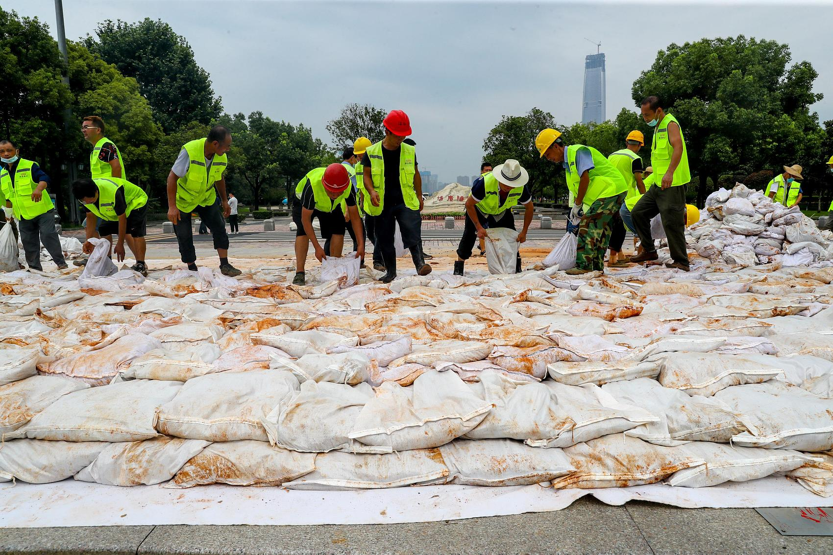 China allocates 309 mln yuan for disaster relief amid floods