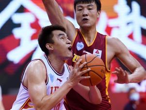 CBA: Jilin Northeast Tigers vs. Zhejiang Golden Bulls