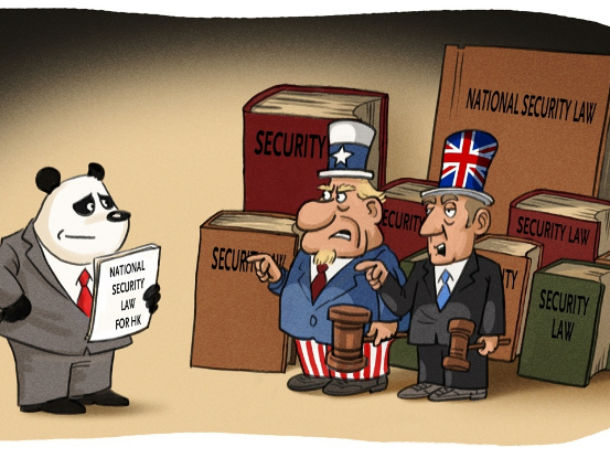 US' efforts to woo Europe to contain China a daydream