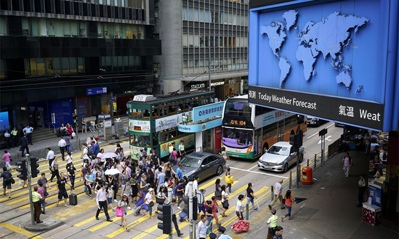 HK 'needs more tests' to control third wave of pandemic