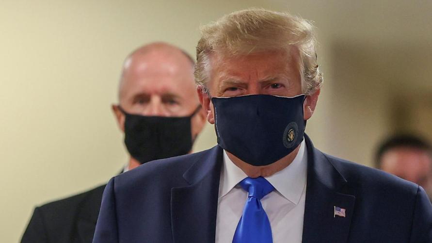 Trump responsible for US coronavirus disaster: US media